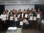 Уникальные психологические тренинги прошли в Казахстане