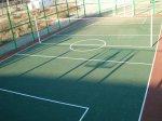 Масштабные строительные работы в Кзылординской школе-интернате № 1 завершены