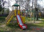 Детский противотуберкулезный санаторий «Шымбулак» получил в подарок новый игровой комплекс