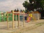 Детская игровая площадка для Каскеленской вспомогательной школы-интерната