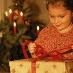 Новогодние подарки для маленьких пациентов