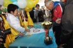 «Саби» на родине казахстанского футбола